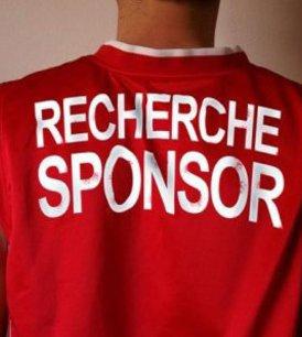 """Résultat de recherche d'images pour """"RECHERCHE sponsor"""""""