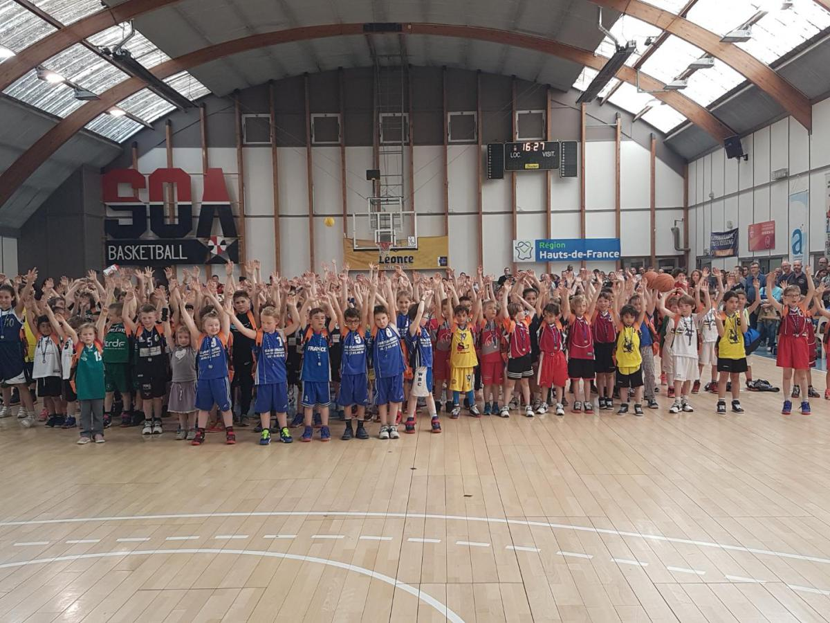Fête nationale du mini-basket 2019
